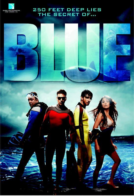Nueva Pelicula  Blue  Cine Indio - La Magia De Bollywood-7302
